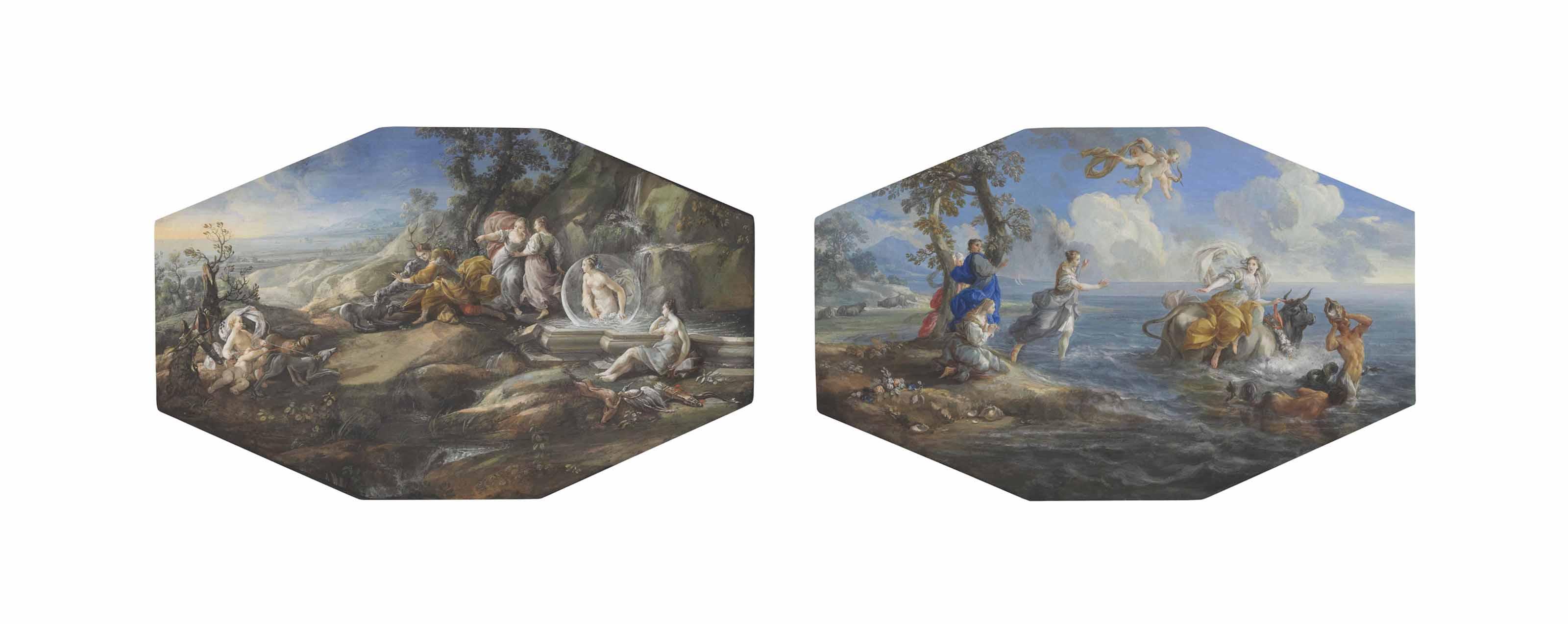Pietro Bianchi (Rome 1694-1740)