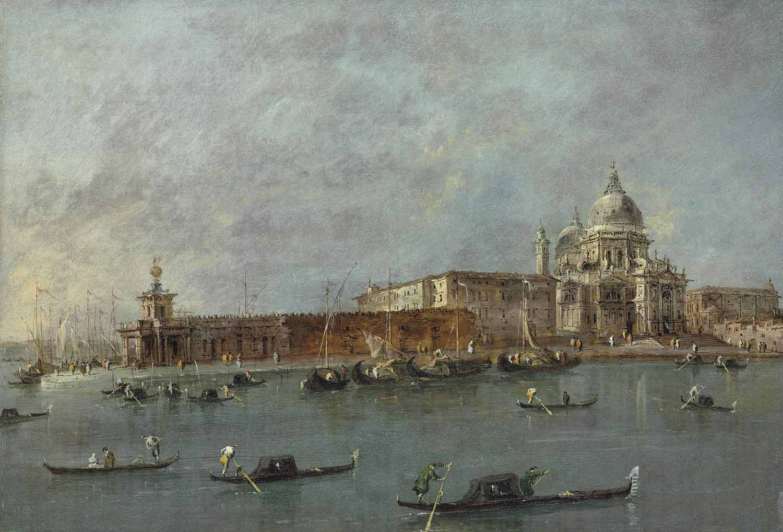 Francesco Guardi (Venice 1712-1793)