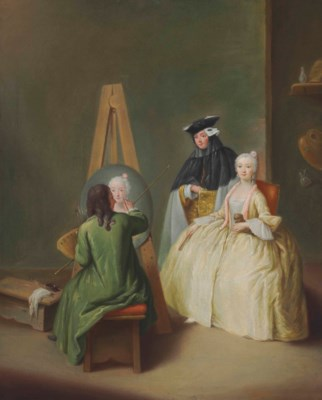 Pietro Longhi (Venice 1700/2-1