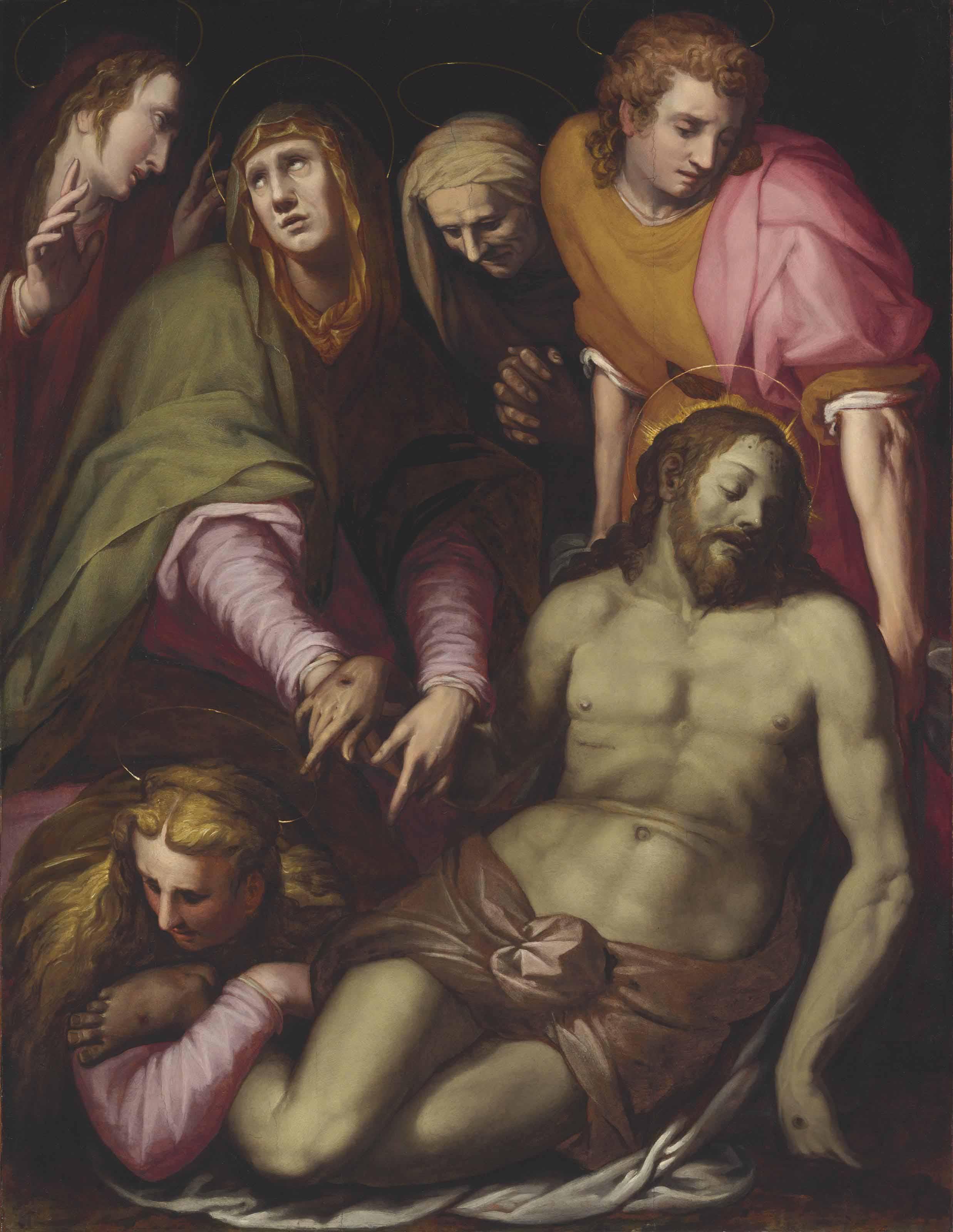 Francesco Morandini, called Il Poppi (Poppi 1544-1597 Florence)