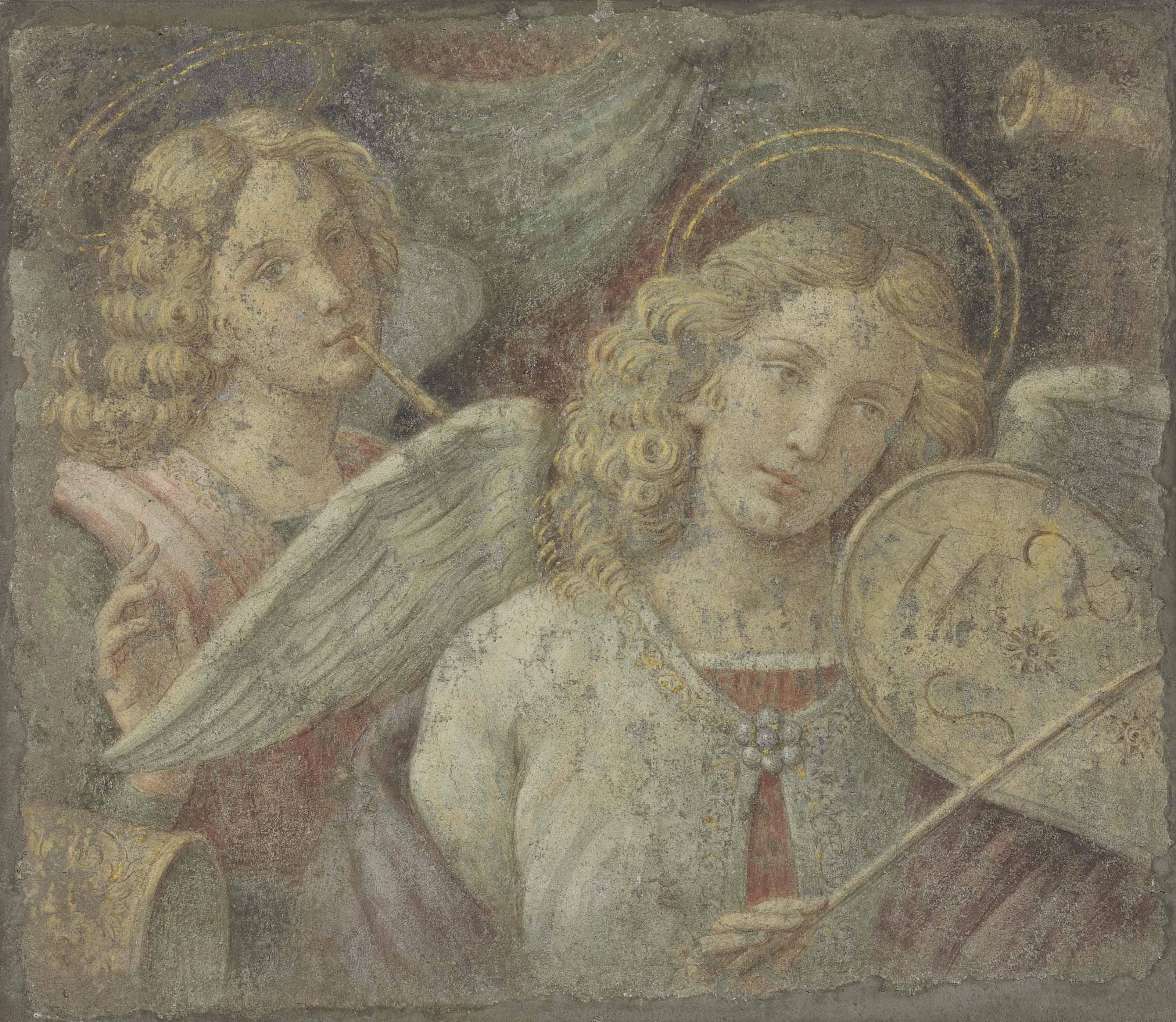 Circle of Bernardino Luini (Lu