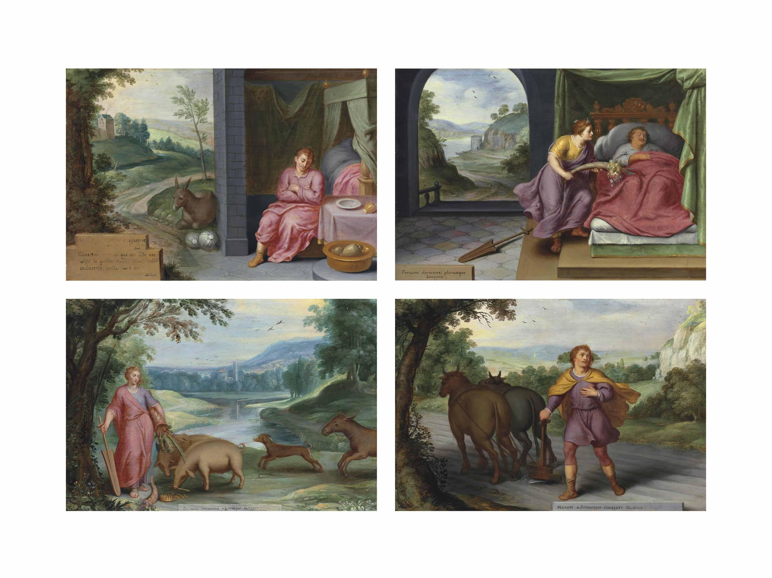 Four Allegories