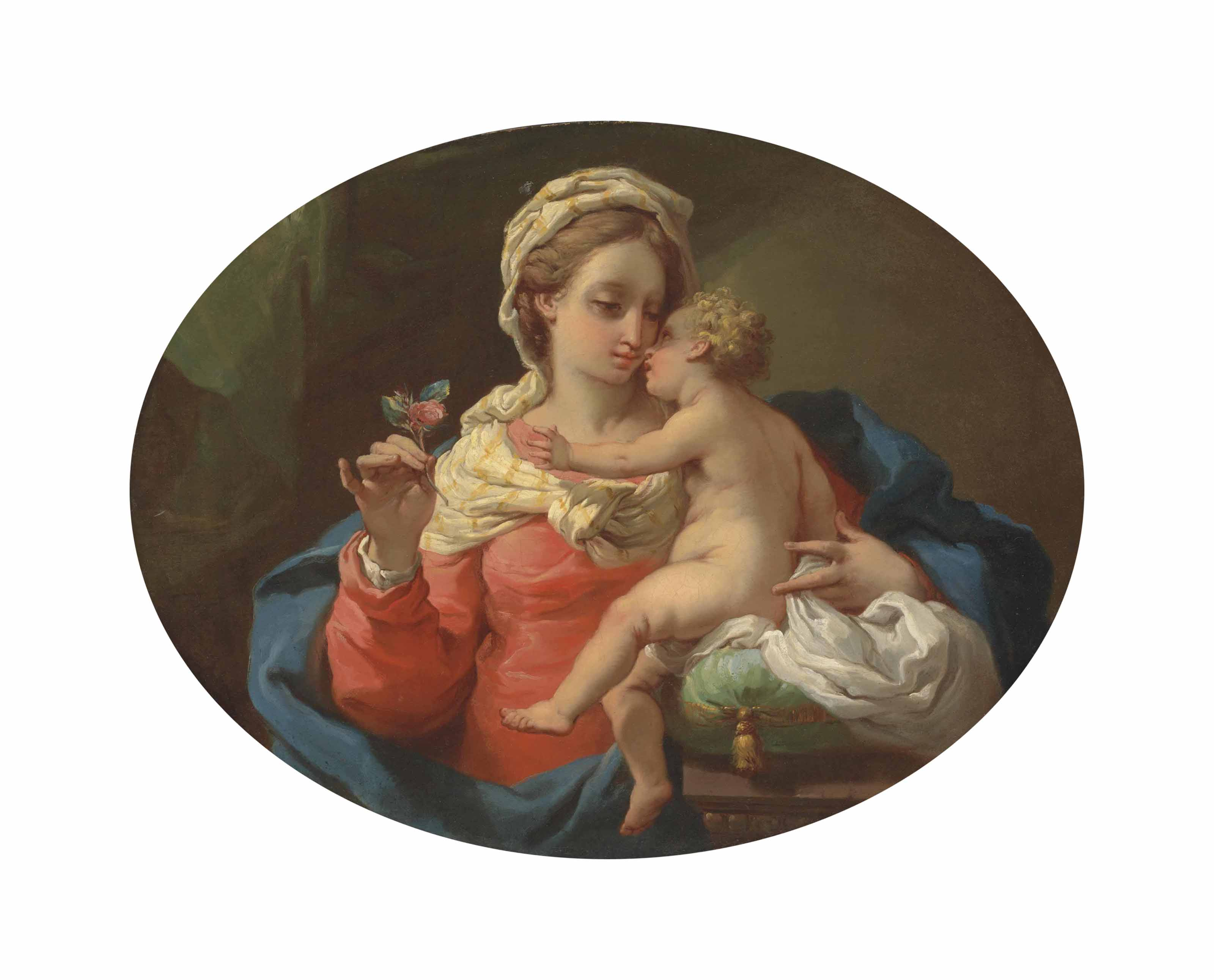 The Madonna of the Rose