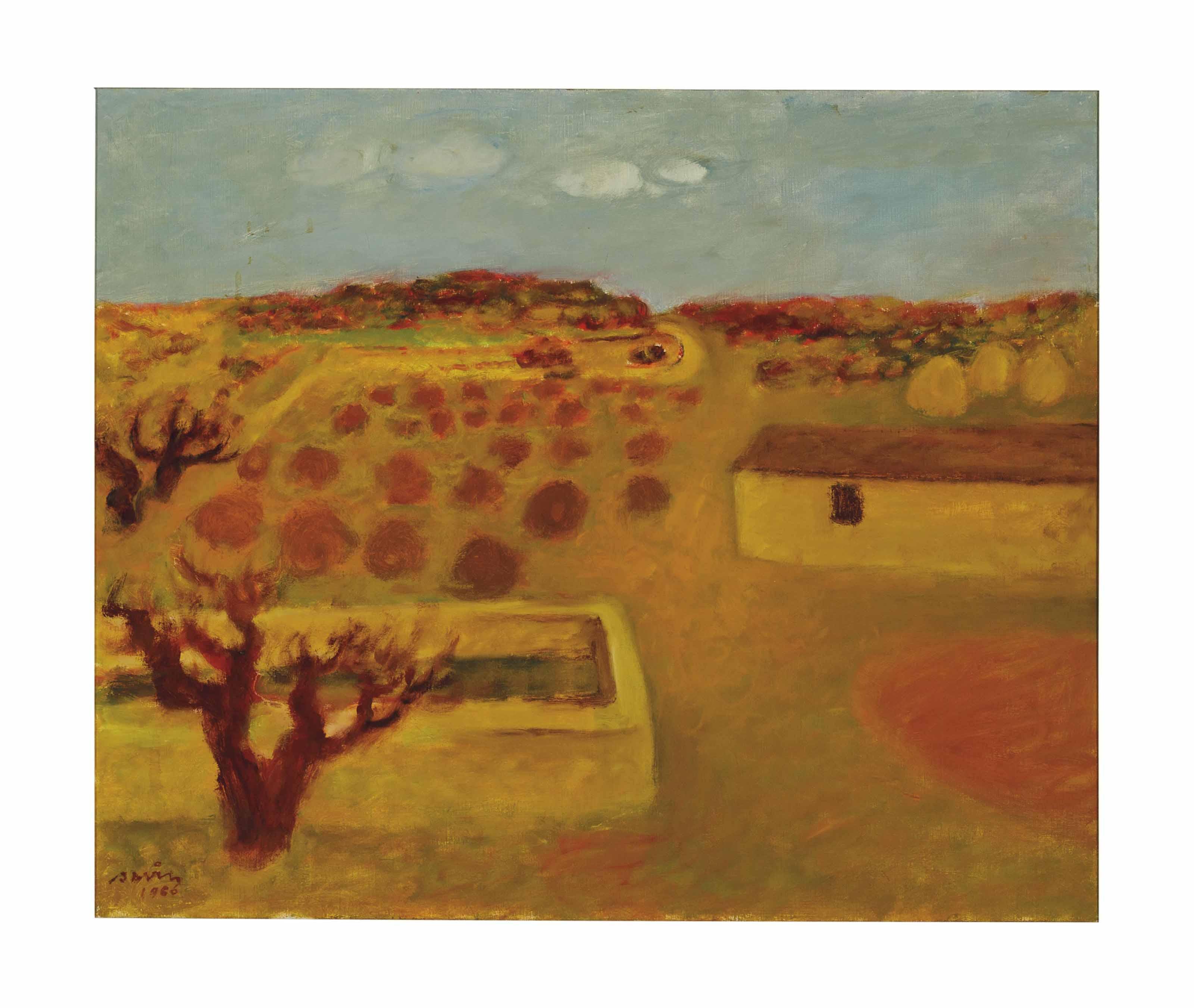 Maurice Louis Savin (French, 1894-1973)