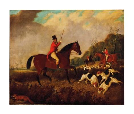 Edwin M. Fox (British, 19th Ce