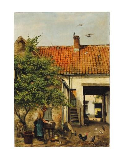 Franz Simons (Belgian, 1855-19