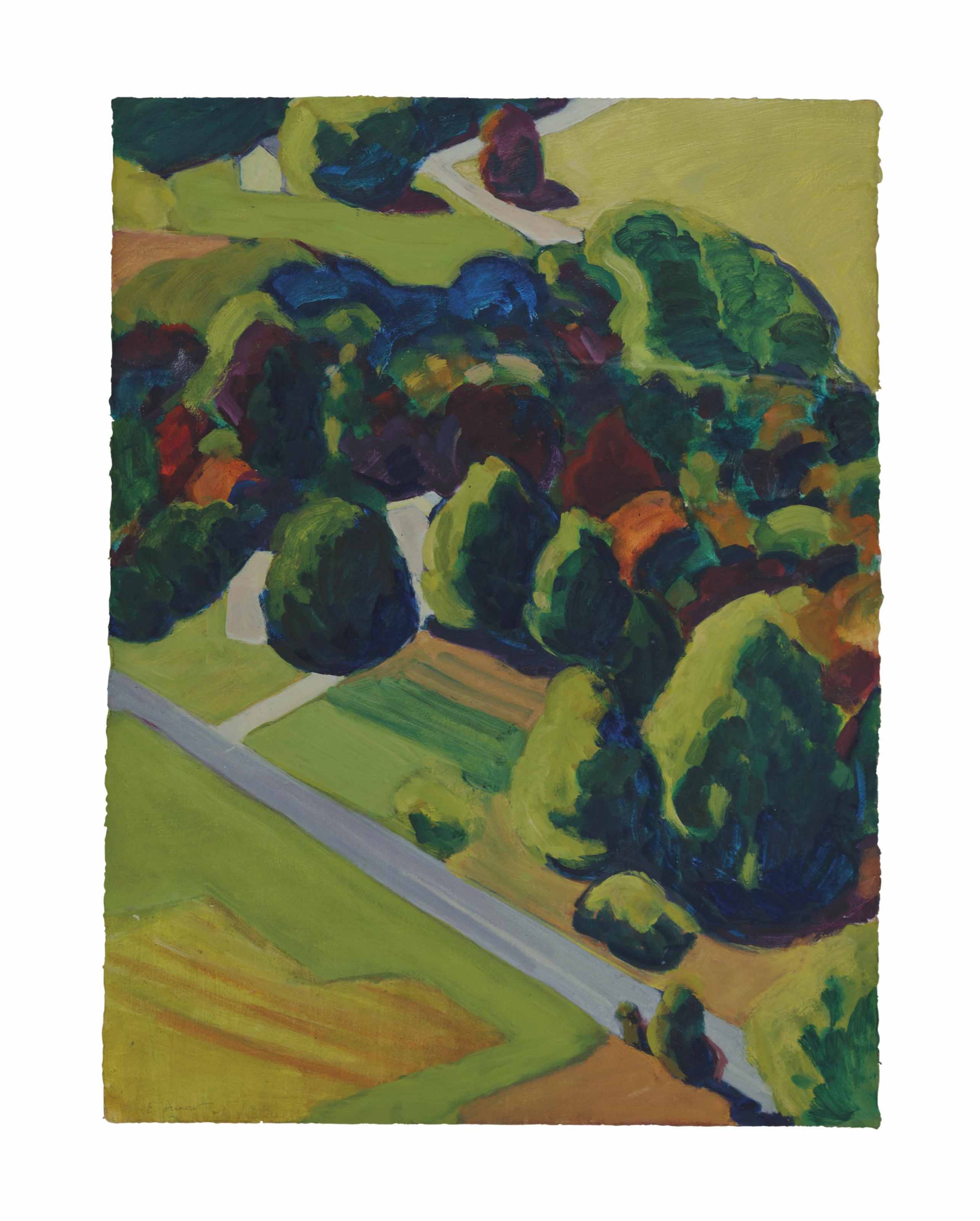 Esti Dunow (American, b. 1948)