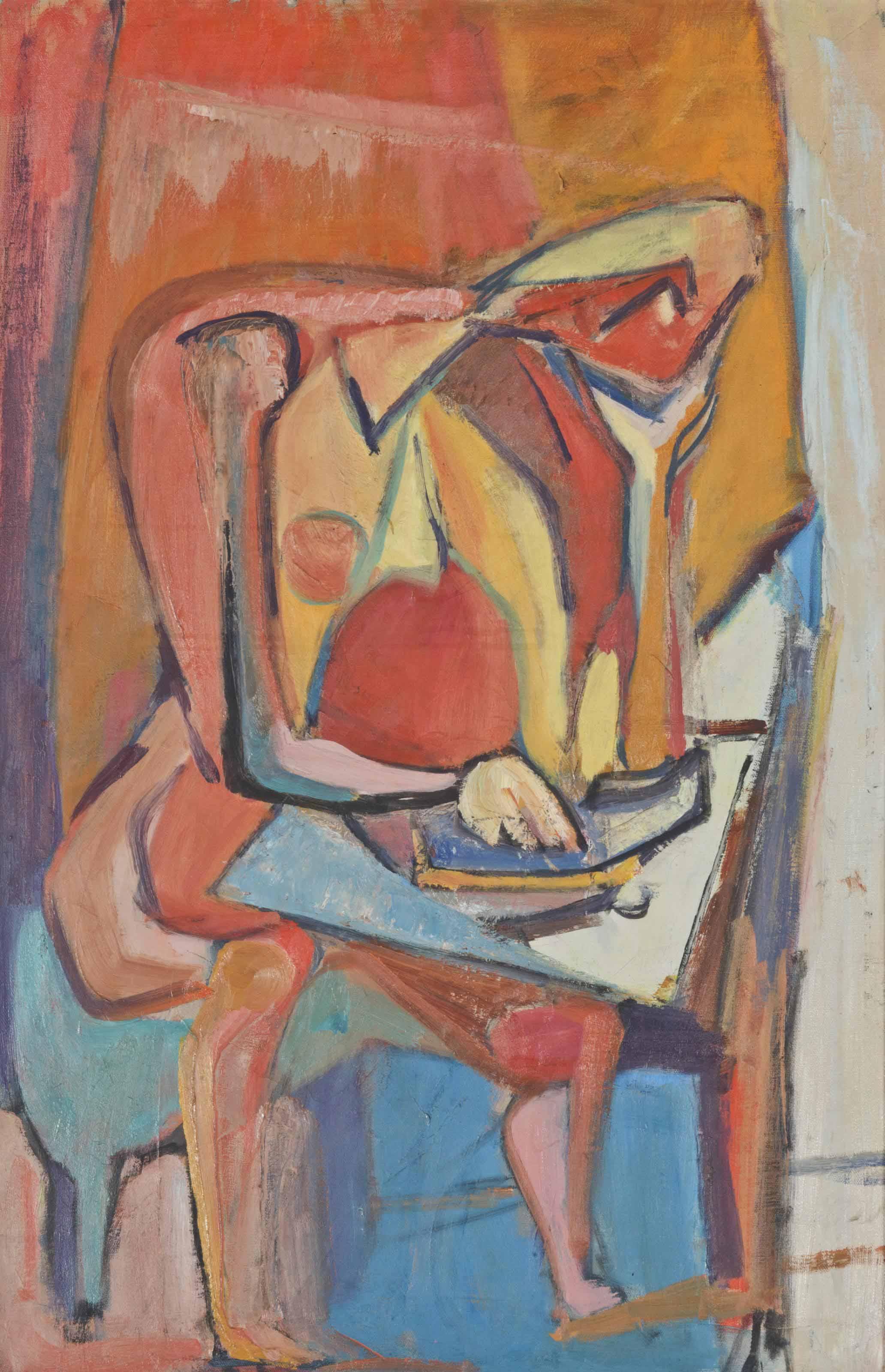 Paul Burlin (American, 1886-1969)