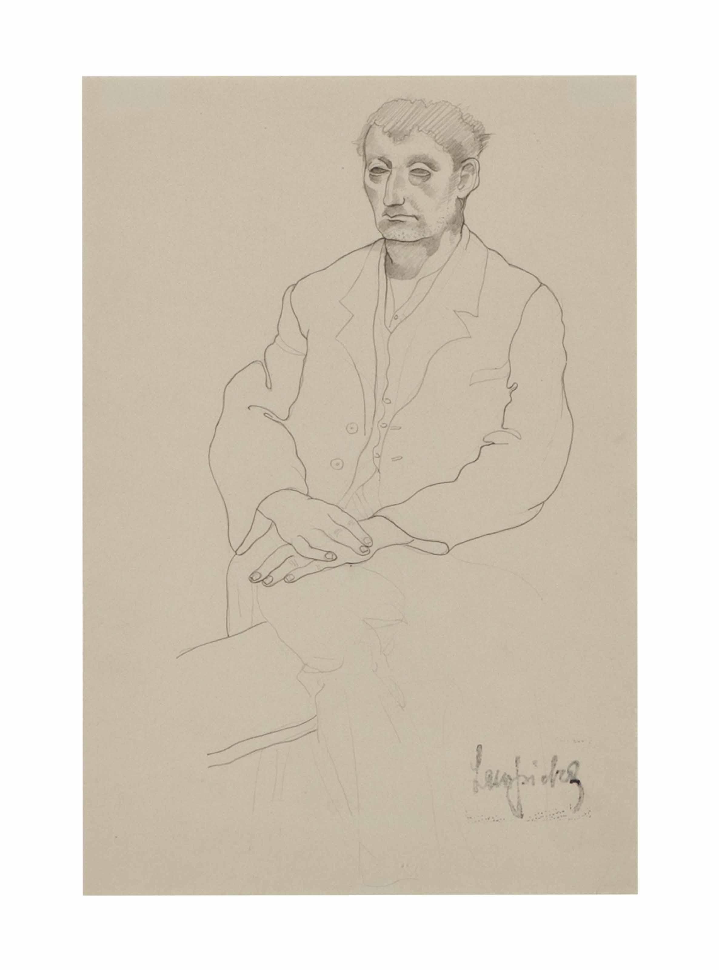 Tamara De Lempicka (Polish, 18