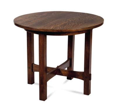 A WILLIAM AND MARY STYLE OAK C