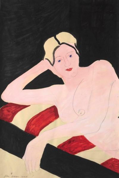 Joan Brown (1938-1991)