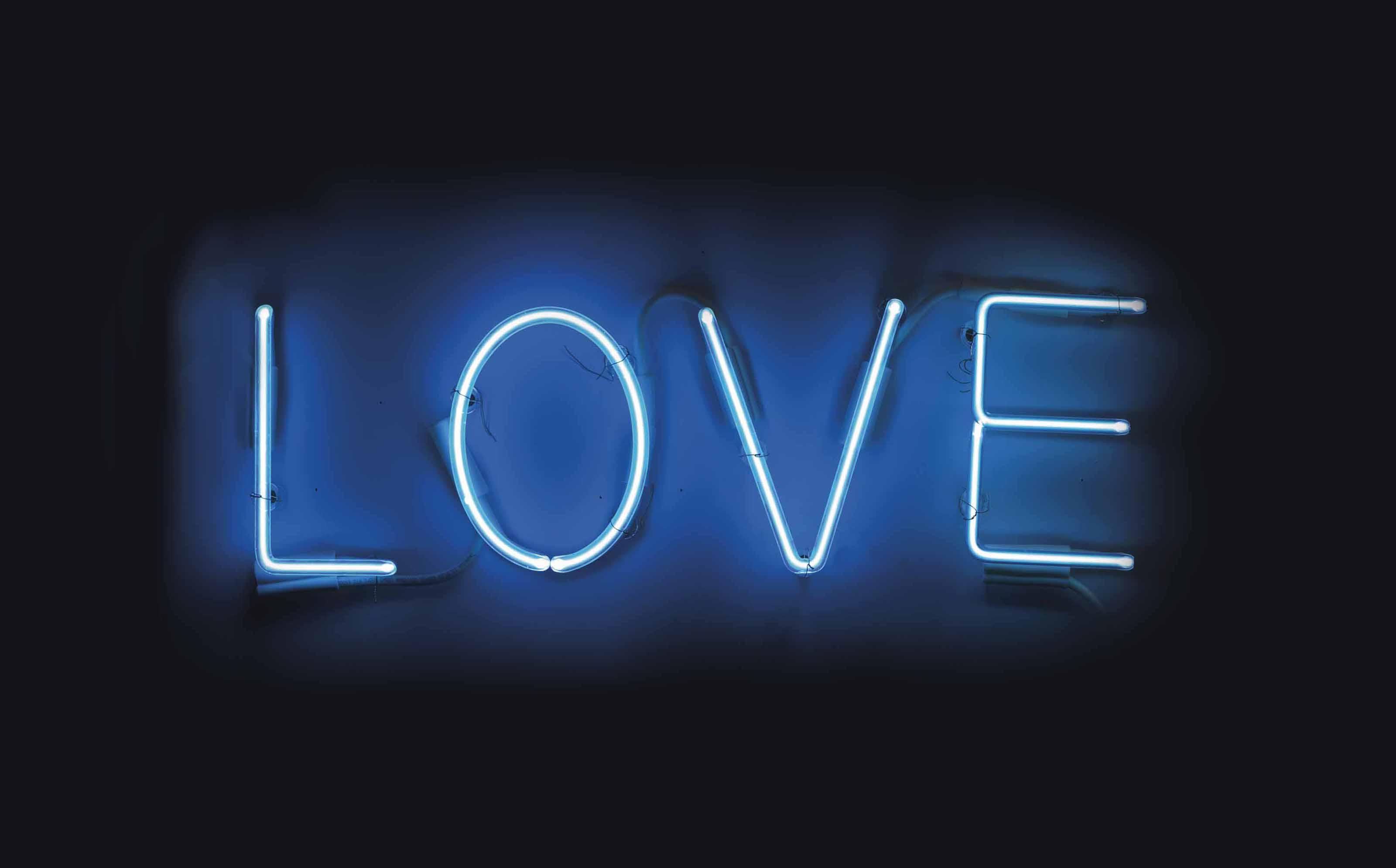 Work No. 389: Love