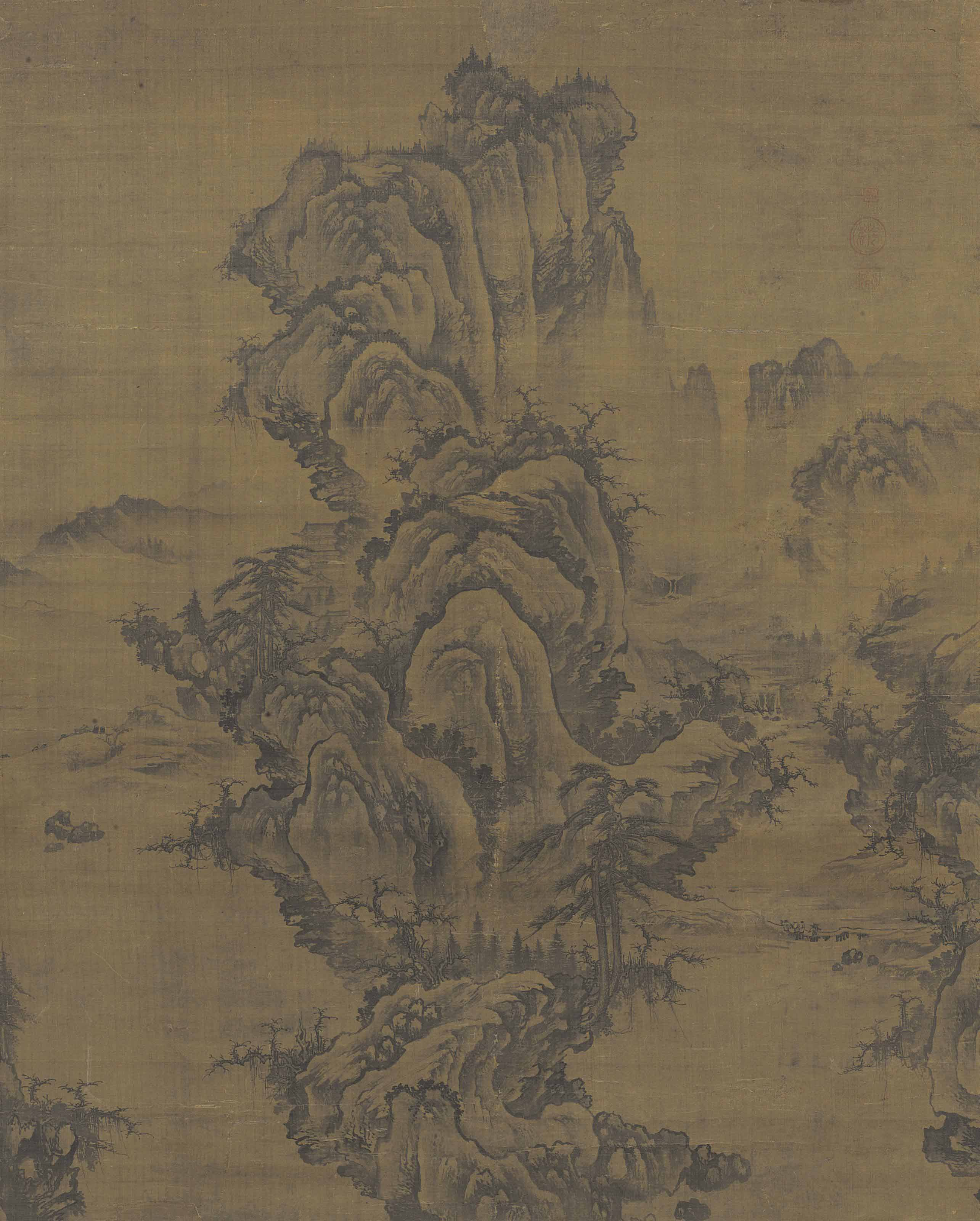 ANONYMOUS (EARLY MING DYNASTY)
