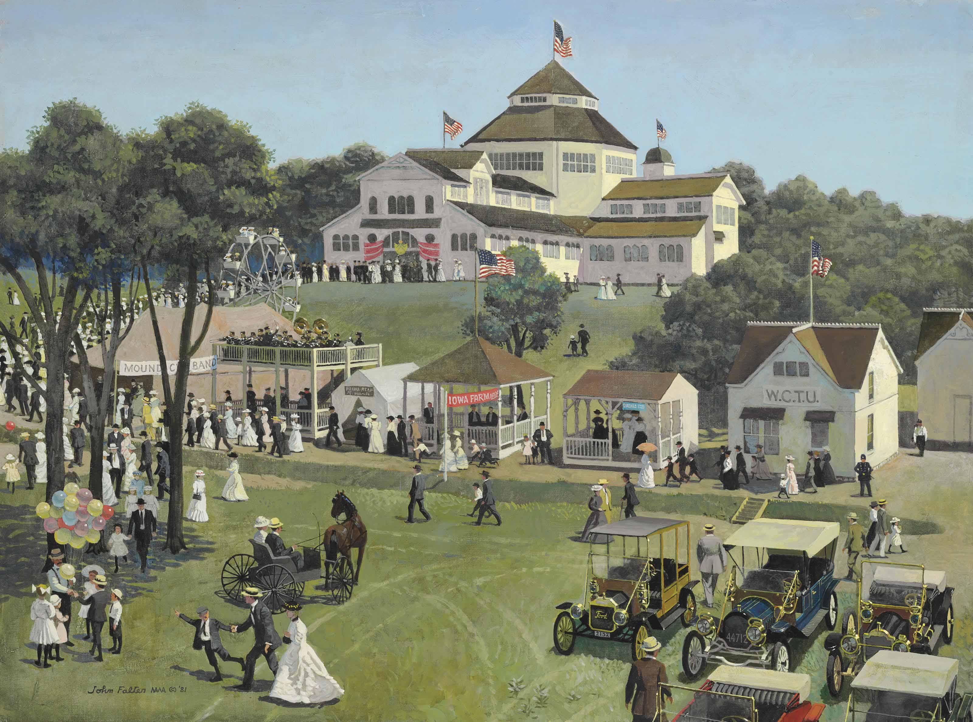 An Early State Fair