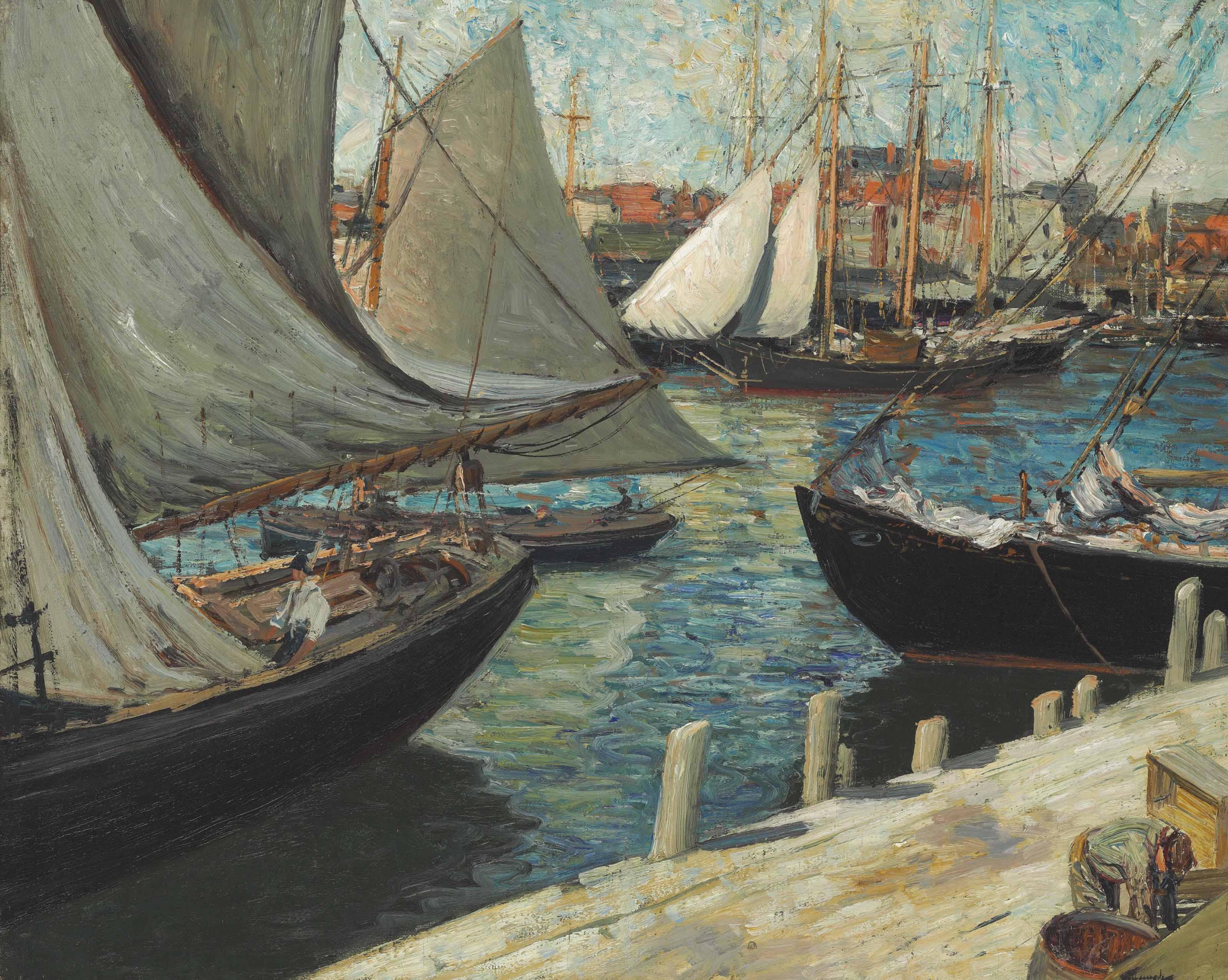 Gloucester Fishermen