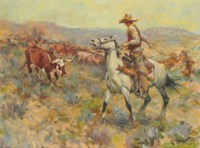 Cattle Drive West
