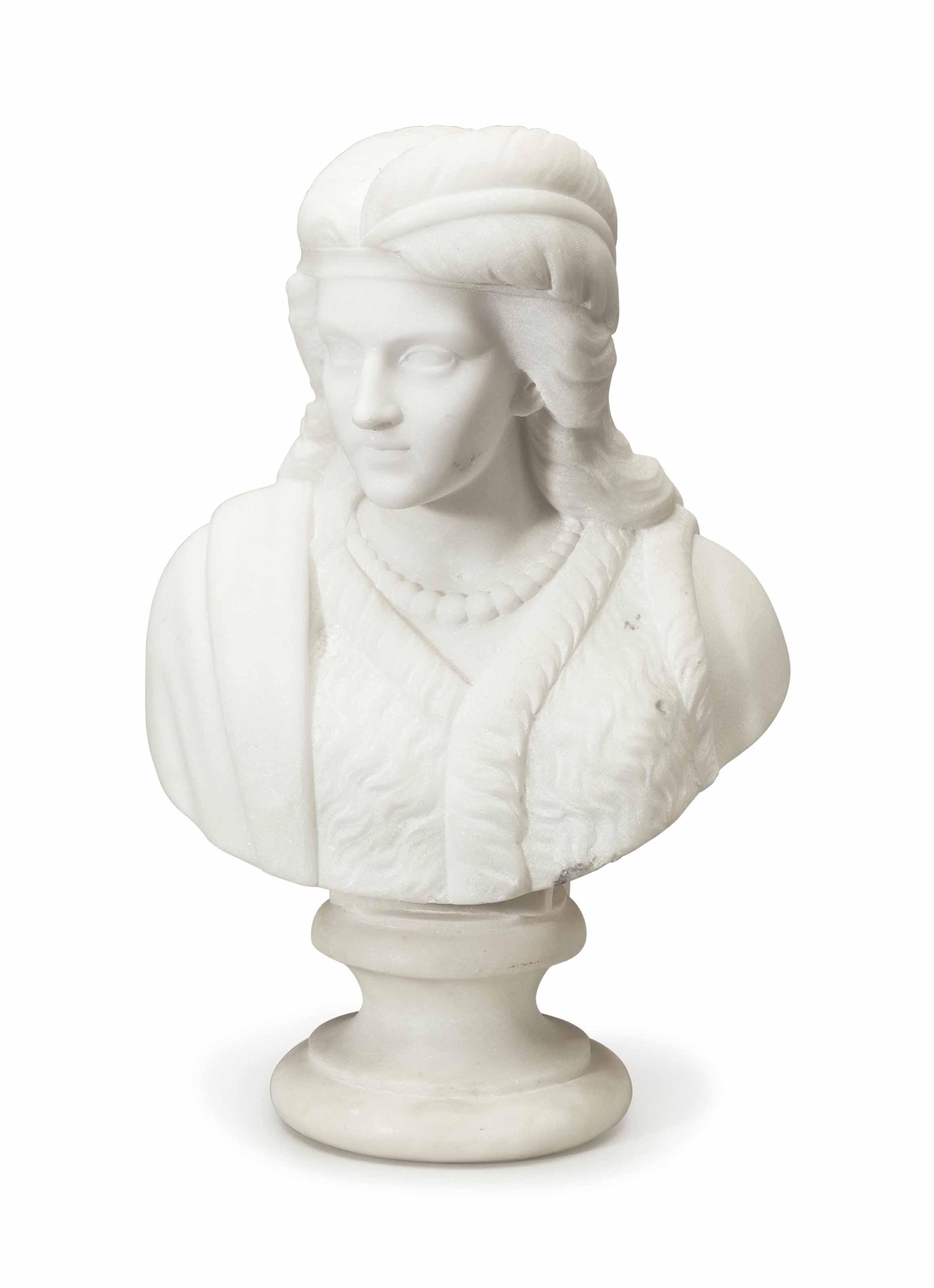 Edmonia Lewis (1845-after 1911)
