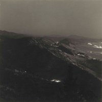 North from Flagstaff Mountain, Boulder County, Colorado, 1981