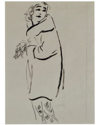George Grosz (German, 1893-195
