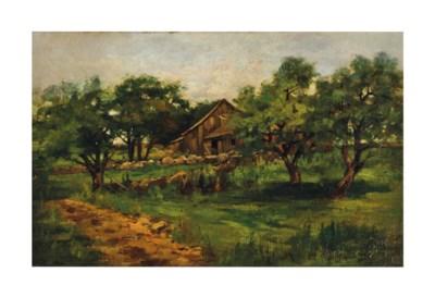 William Lamb Picknell (America
