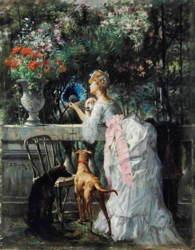 Edmond Louis Dupain (FRENCH, 1