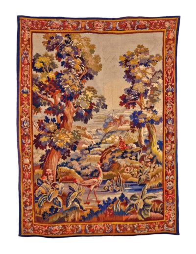 A PASTORAL TAPESTRY,