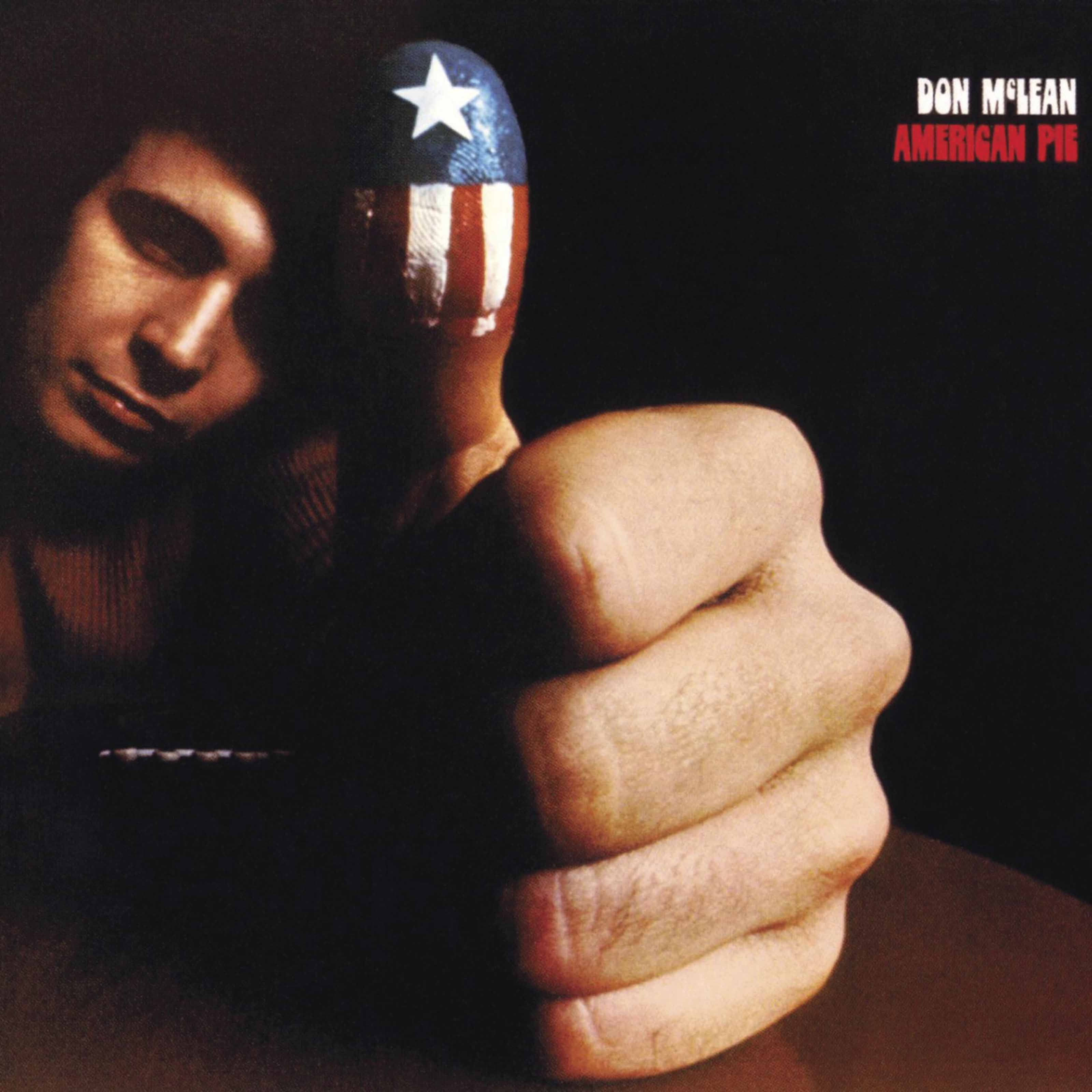 Don Mclean B1945 The Complete Working Manuscript For The Song