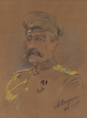 Mikhail Mizernyuk (dates unkno