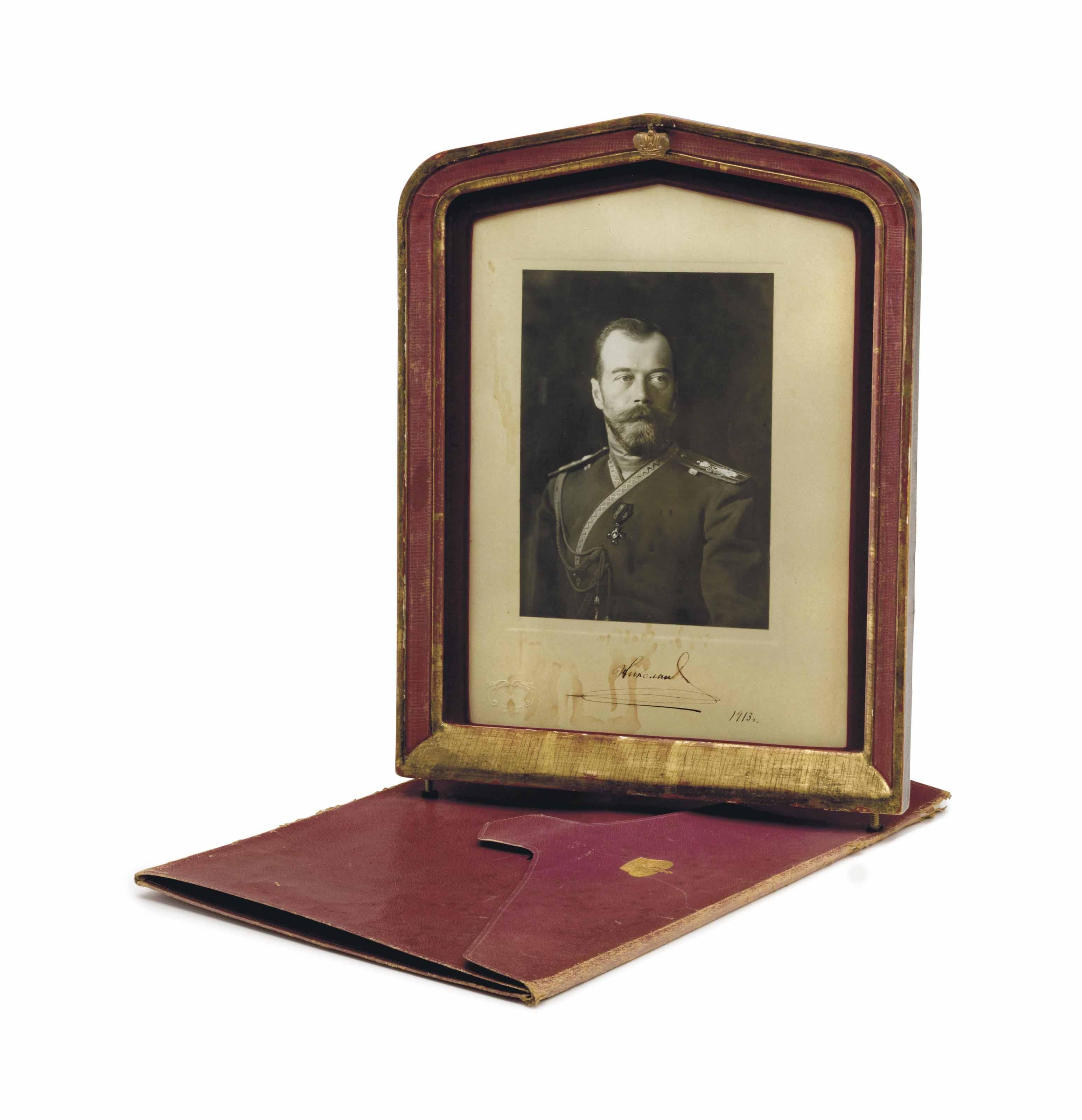 TSAR NICHOLAS II (1868-1918)