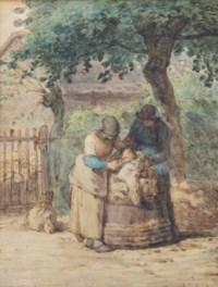 The Sheepshearers