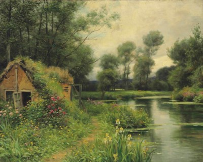 Louis Aston Knight (American,