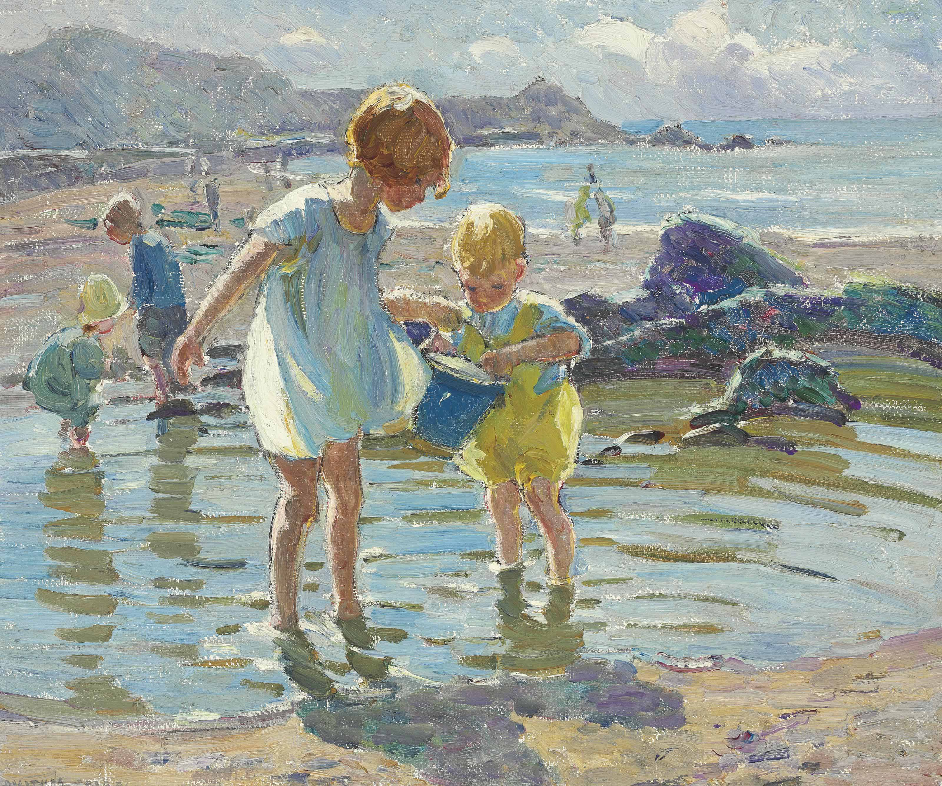 Dorothea Sharp (British, 1874-