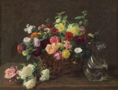 Henri Fantin-Latour (1836-1904