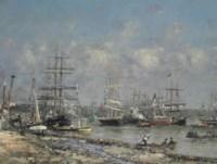 Bordeaux, le port