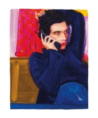 Gavin on the Phone