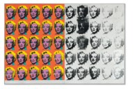 Warhol Diptych