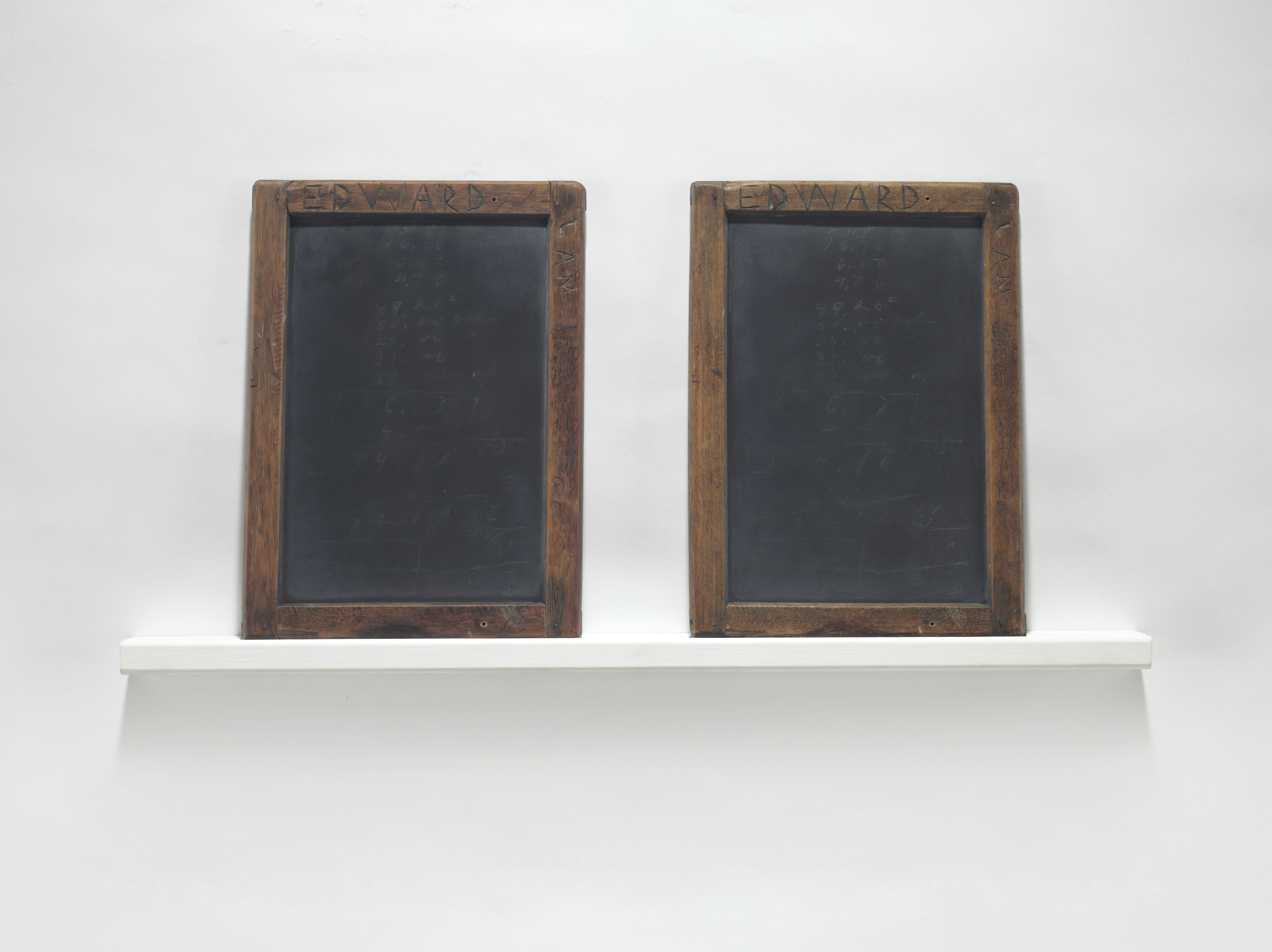 Blackboard Tableau #8 (Edward)