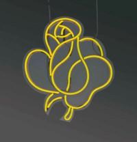 Untitled (yellow rose)