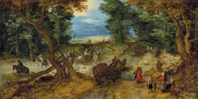Jan Breughel I (Brussels 1568-