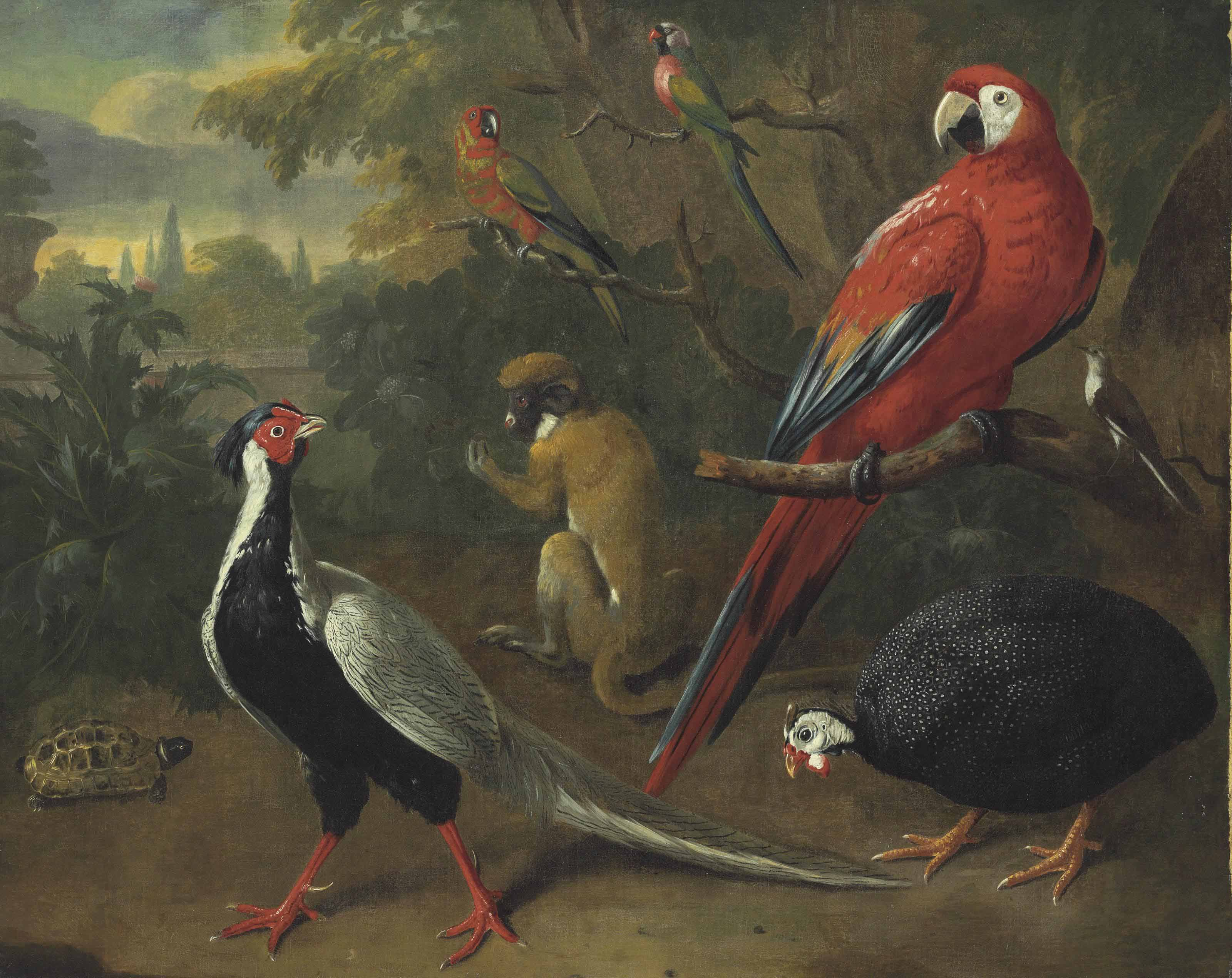 https://www.christies.com/img/LotImages/2015/NYR/2015_NYR_03747_0041_000(charles_collins_a_scarlet_macaw_helmeted_guineafowl_silver_pheasant_an).jpg