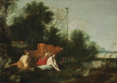 Moses van Uyttenbroeck (The Ha
