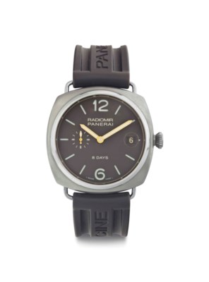Panerai. A Limited Edition Tit