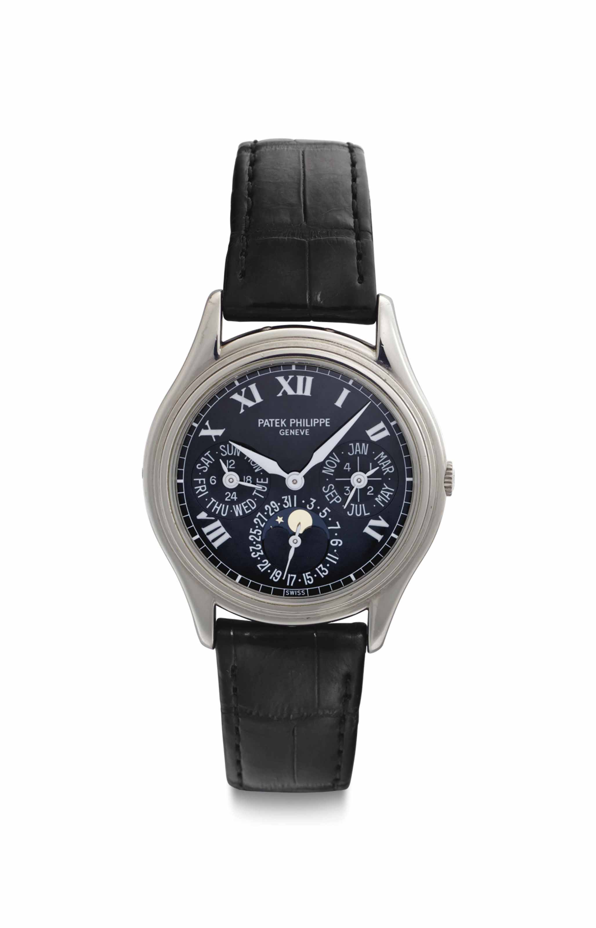 Patek Philippe. A Limited Edit