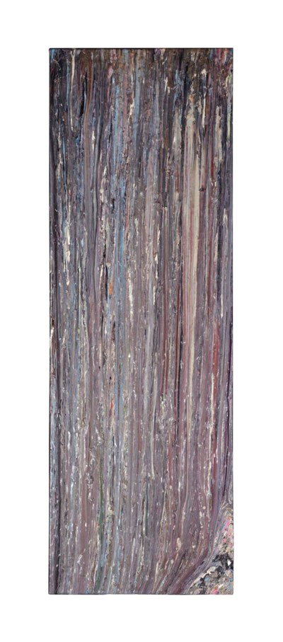 Larry Poons (American, b. 1937