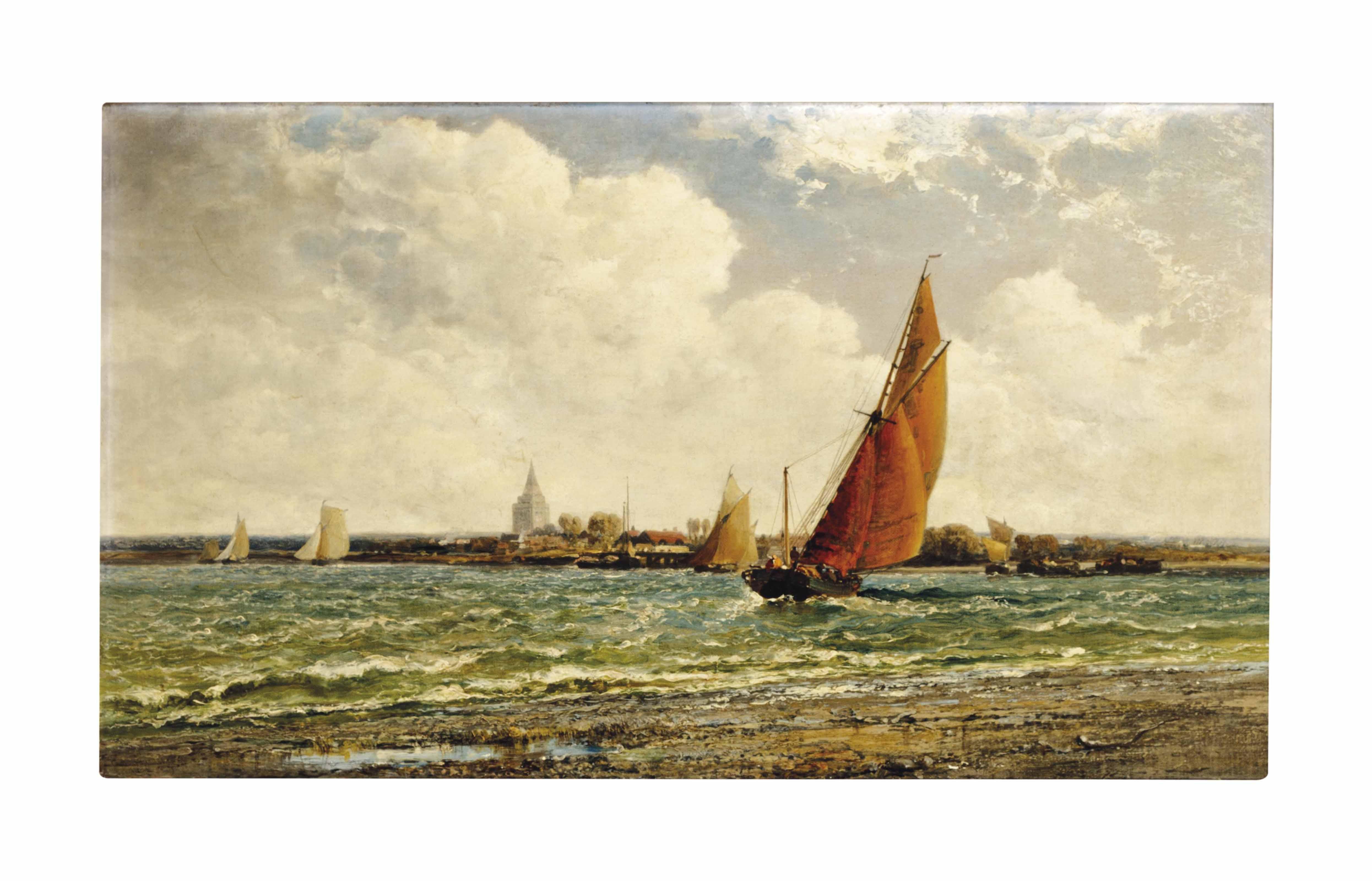 Arthur Joseph Meadows (British