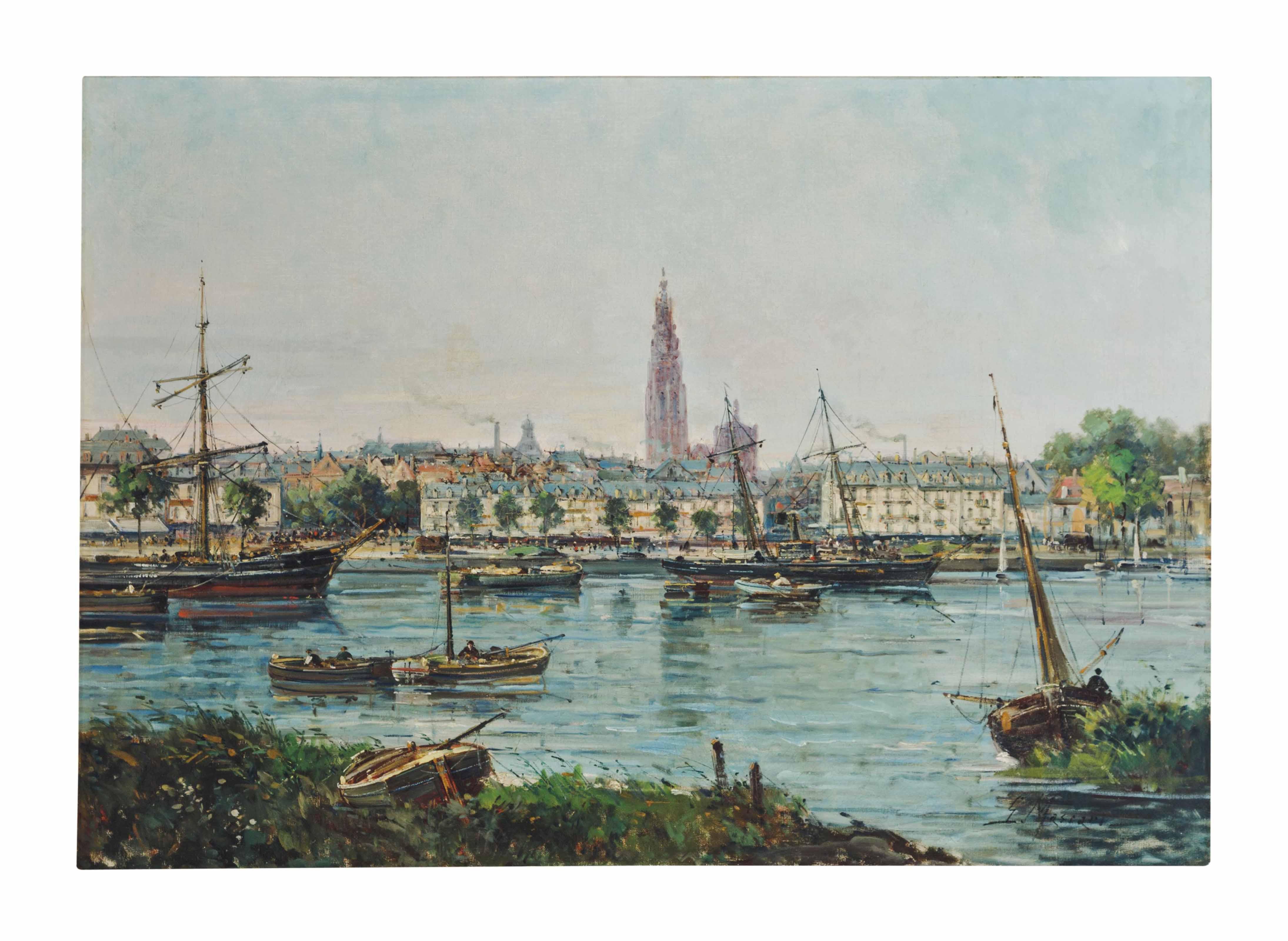 Gustave Mascart (French, 1834-