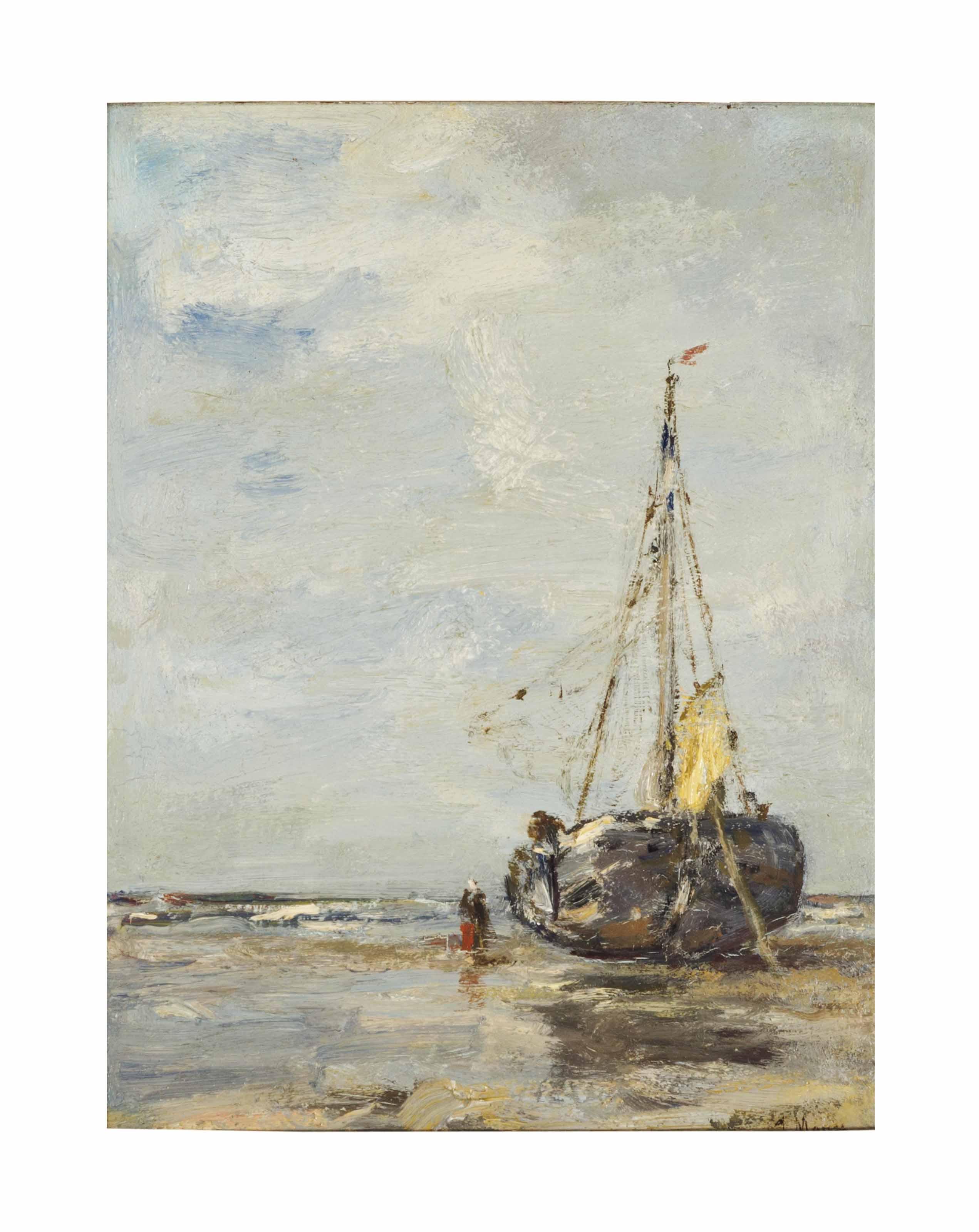 Jacob Henricus Maris (Dutch, 1