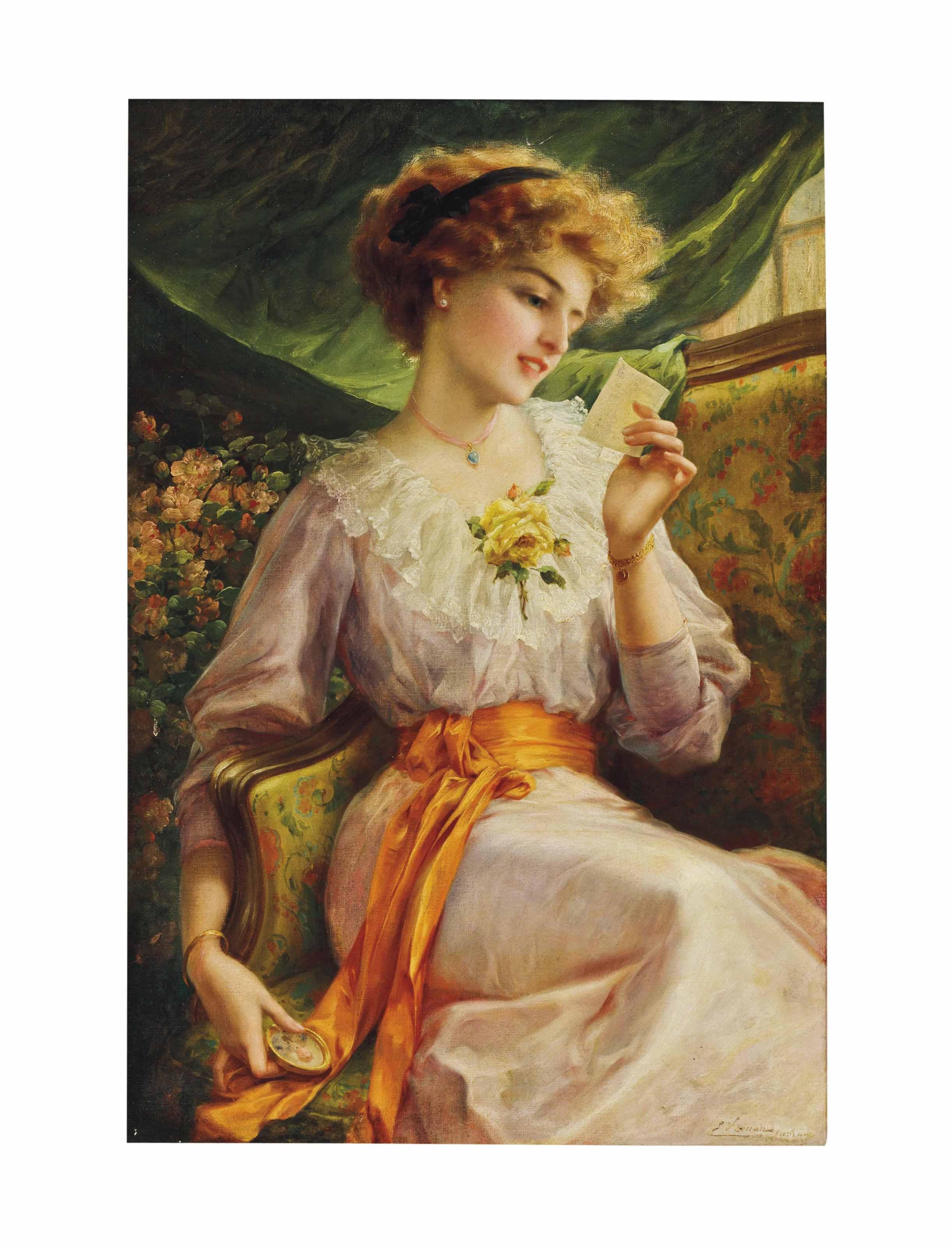 Emile-Paul Vernon (French, 187