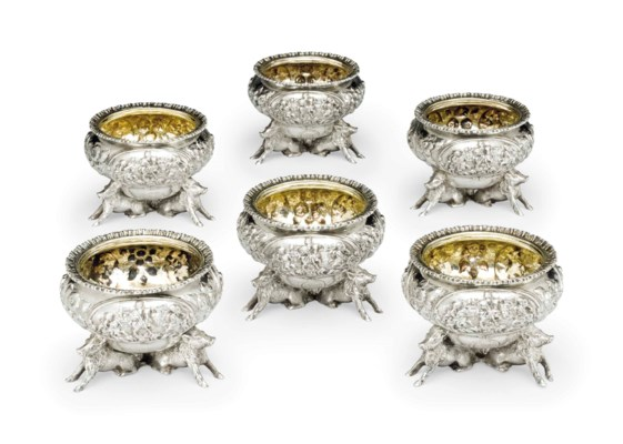 A SET OF SIX EARLY VICTORIAN S