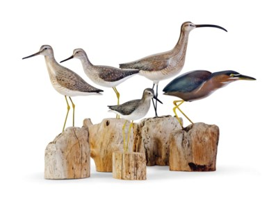A GROUP OF FIVE MODELS OF SHOR